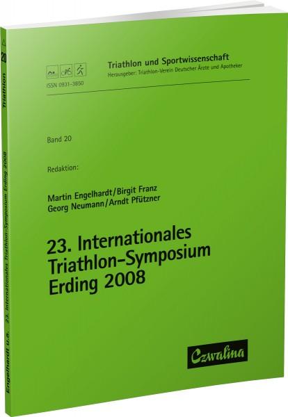 23. Internationales Triathlon-Symposium Erding 2008