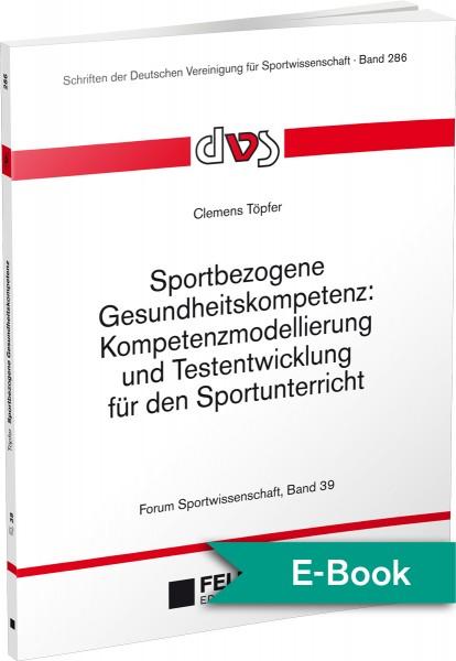 Sportbezogene Gesundheitskompetenz – E-Book