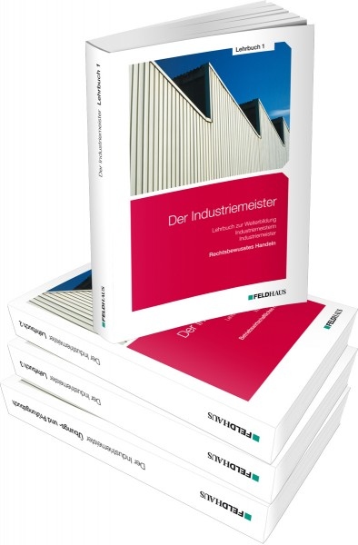 Der Industriemeister, Gesamtausgabe (4 Bände)