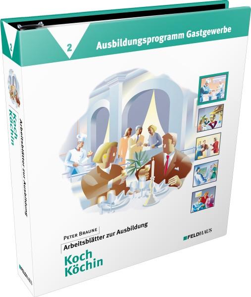 Band 2: Arbeitsblätter Koch / Köchin