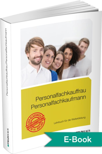 Personalfachkauffrau / Personalfachkaufmann – E-Book