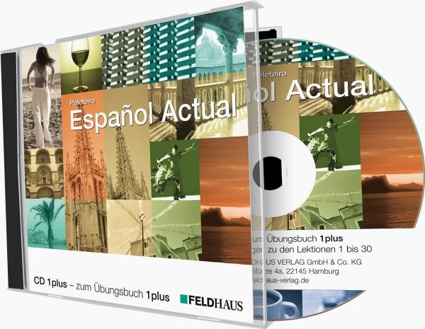 Español Actual – CD 1 plus (1 Stück)