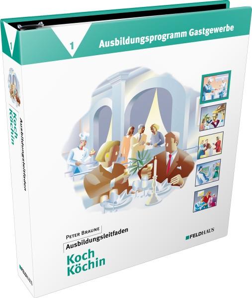 Band 1: Ausbildungsleitfaden Koch / Köchin