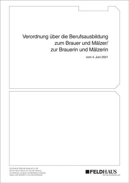 Brauer/-in und Mälzer/-in