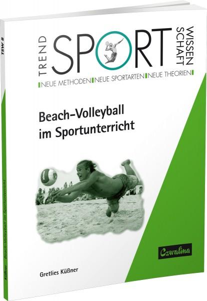 Beach-Volleyball im Sportunterricht