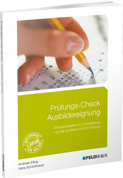 Prüfungs-Check Ausbildereignung