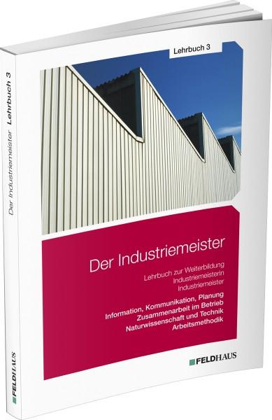 Der Industriemeister, Lehrbuch 3