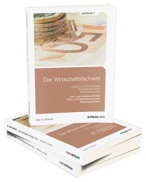 Der Wirtschaftsfachwirt, Gesamtausgabe (3 Bände)