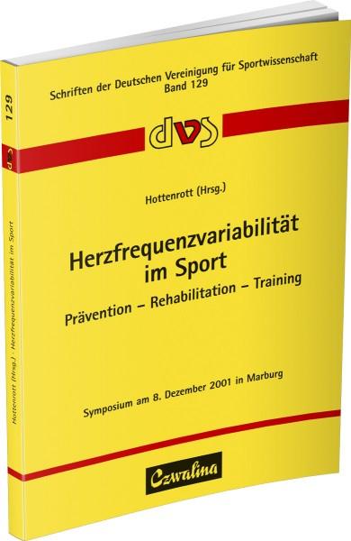 Herzfrequenzvariabiliät im Sport