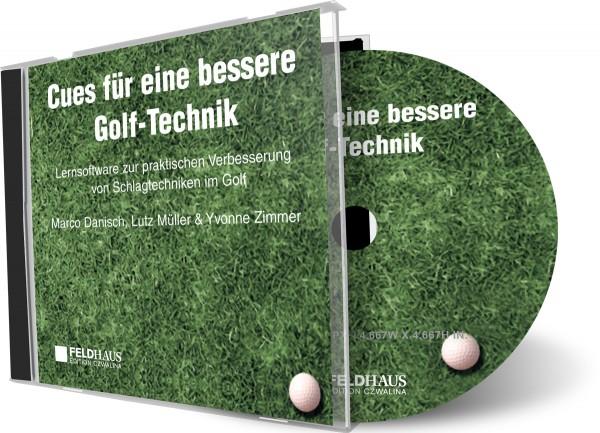 Cues für eine bessere Golf-Technik