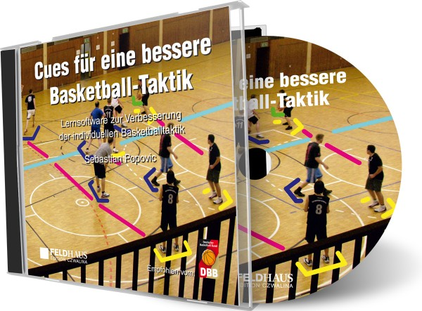Cues für eine bessere Basketball-Taktik