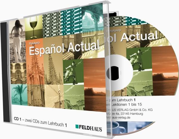 Español Actual – CD 1 (2 Stück)