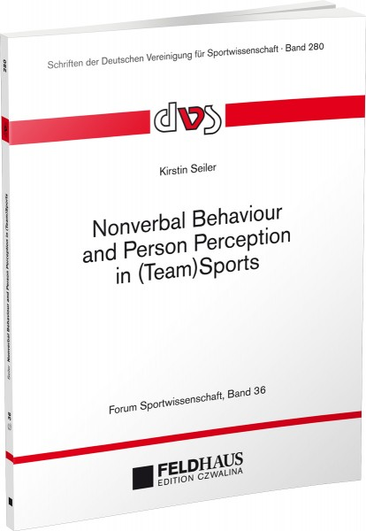 Nonverbal Behaviour and Person Perception in (Team)Sports