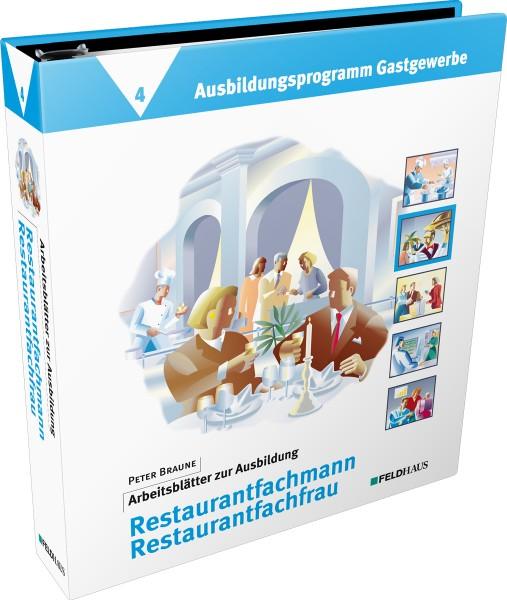 Band 4: Arbeitsblätter Restaurantfachmann / Restaurantfachfrau