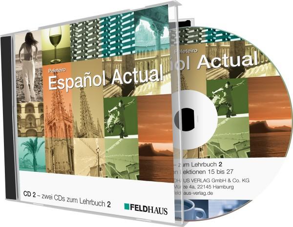 Español Actual – CD 2 (2 Stück)