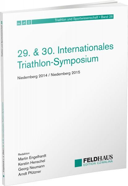 29. & 30. Internationales Triathlon-Symposium