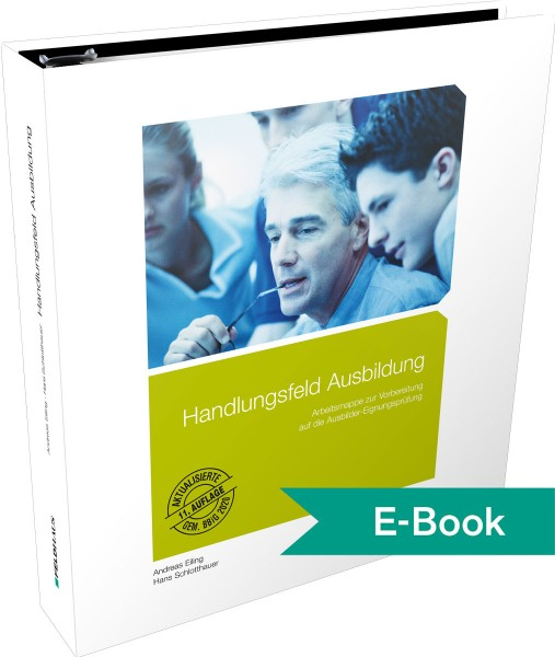 Handlungsfeld Ausbildung – E-Book