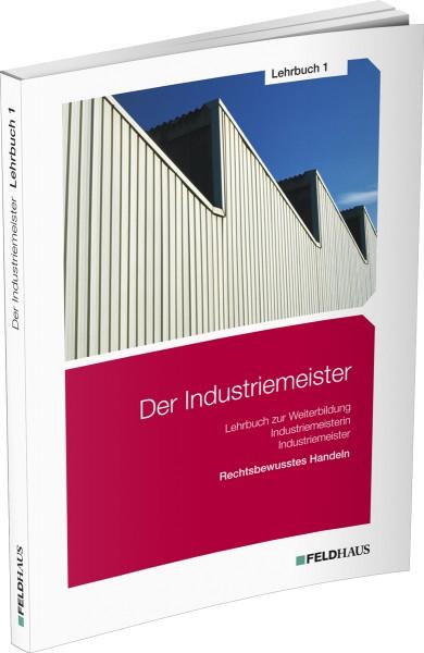 Der Industriemeister, Lehrbuch 1
