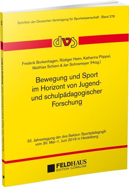Bewegung und Sport im Horizont von Jugend- und schulpädagogischer Forschung