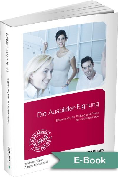 Die Ausbilder-Eignung – E-Book