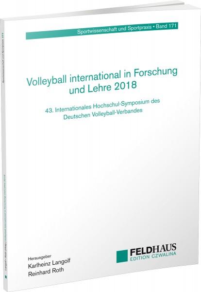 Volleyball international in Forschung und Lehre 2018